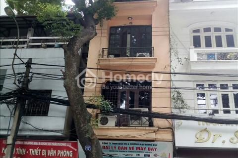 Cho thuê nhà mặt phố Lý Nam Đế mặt tiền 5m, nhà 5 tầng