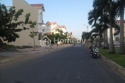 Nhà phố đường 65 cách Nguyễn Thị Thập 50m, 6x20m, trệt, 3 lầu, nội thất văn phòng, 35 triệu/tháng