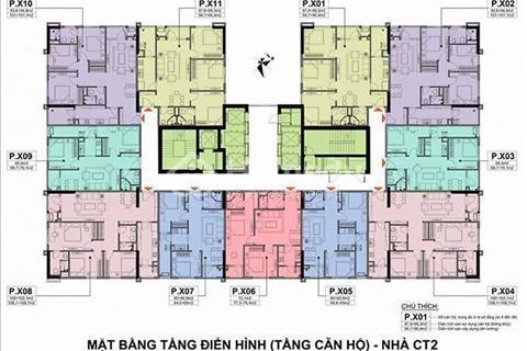 Bán căn hộ 2- 3 ngủ A10 Nam Trung yên tòa Ct1- Ct2, giá chỉ từ 31tr/m2 có thương lượng