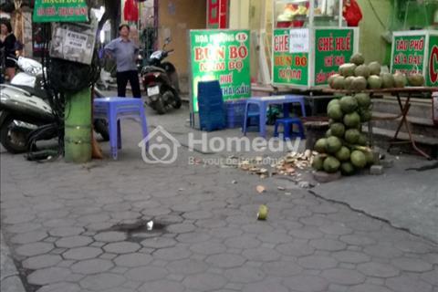 Cho thuê nhà mặt phố Nguyễn An Ninh, khu vực kinh doanh tốt, vị trí đẹp nhất phố