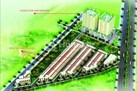 Mở bán quỹ căn hộ đẹp nhất chung cư Lộc Ninh tặng 3 năm phí dịch vụ