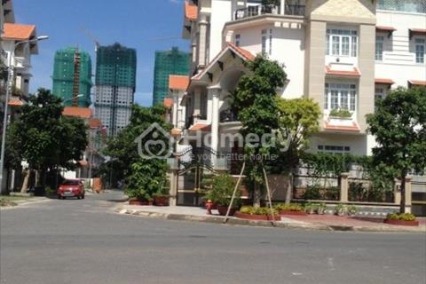 Cho thuê nhà nguyên căn đường Số khu dân cư Him Lam Kênh Tẻ 5x20m, hầm, 3 lầu, giá 34 triệu/tháng