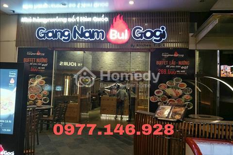 Sàn thương mại kinh doanh văn phòng Hoàng Quốc Việt và Nguyễn Văn Huyên