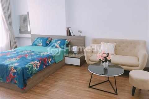 Cho thuê căn hộ 1 phòng ngủ mới 100% Orchard Garden đầy đủ tiện nghi