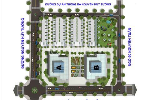 Thống Nhất Complex - 82 Nguyễn Tuân mở bán đợt đầu tòa A, tất cả đều là căn góc, ưu đãi hấp dẫn
