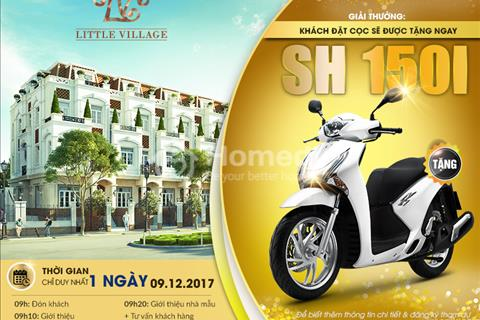 Ưu đãi hấp dẫn Event biệt thự Phạm Văn Đồng Little Village ngày 9/12