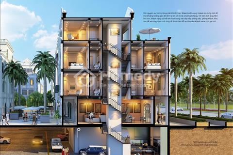 """Khách sạn mini 14 phòng """"chuẩn 3 sao"""" nằm ngay Quảng Trường biển, K/S intercontinental"""
