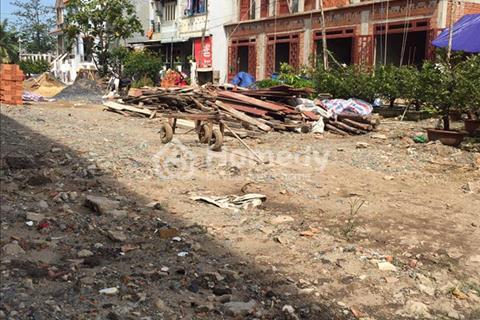 Bán nhà phố hẻm xe hơi Thạnh Lộc 17, diện tích 4x15m, 1 trệt, 1 lầu sắp nhận nhà