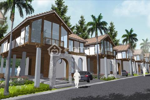 Nhanh tay đặt cọc giữ chỗ 15 căn biệt thự đẹp nhất Ba Vì – Bản Xôi Village&Resort