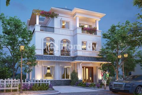 Biệt thự song lập giá tốt chủ đầu tư - View đẹp - 2 mặt giáp sông