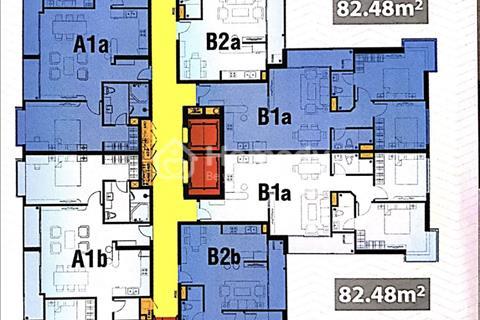 Bán căn hộ chung cư  Res 11 mặt tiền Lạc Long Quân, quận 11 ngay cạnh Đầm Sen, view cực đẹp