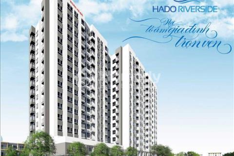 Bán dự án Hà Đô Riverside, Thới An, quận 12 - căn hộ giá rẻ chỉ 890 triệu là có thể mua được nhà