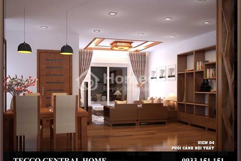Cần bán gấp căn hộ full nội thất tại chung cư cao cấp Tecco Central Home ngay trung tâm