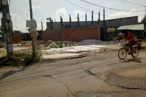 Đất bán lô góc 2 mặt tiền diện tích 295m2 đường Chu Văn An, phường An Phú, Thuận An