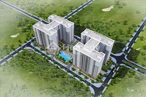 Bán căn hộ EcoHome 2 vào tên trực tiếp giá chỉ 14 triệu/m2