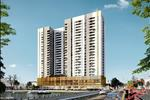 Tọa lạc tại Bến Bình Đông, Phường 14, Aurora Riverside là dự án căn hộ chung cư kết hợp với officetel do công ty CP Địa ốc An Phú Long đầu tư. Dự án được quy hoạch trên quy mô 5.465 m2 với 486 căn hộ, 33 căn officetel và 10 căn shophouse.