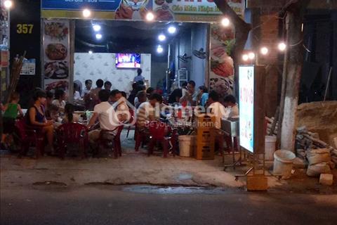 Sang nhượng quán 359 Hà Huy Tập đang bán đông khách, do sức khỏe không đủ nên cần sang nhượng gấp