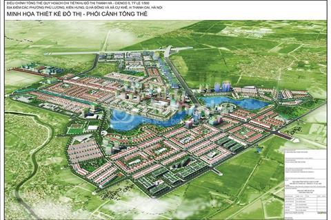 Bán biệt thự Thanh Hà A Mường Thanh - Đường 25m