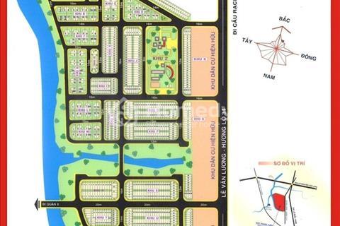Bán nền đất Sadeco Phước Kiển A, giá 45 triệu, chính chủ