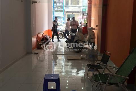 Cho thuê mặt bằng mặt tiền đường Trần Quốc Thảo - phường 7 - quận 3