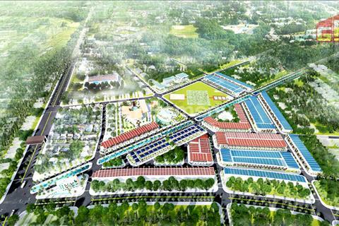 Dự án trung tâm hành chính Điện Thắng Trung - Dự án Central Gate