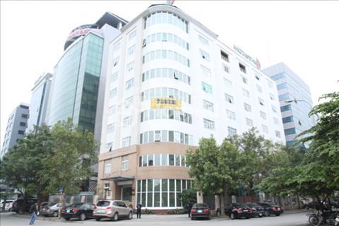 Cho thuê văn phòng Intracom Building Trần Thái Tông, Cầu Giấy