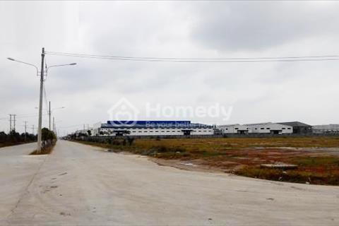 Bán đất công nghiệp Bắc Ninh 10.000m2 tại Thuận Thành 3, khu công nghiệp Khai Sơn giấy tờ đầy đủ