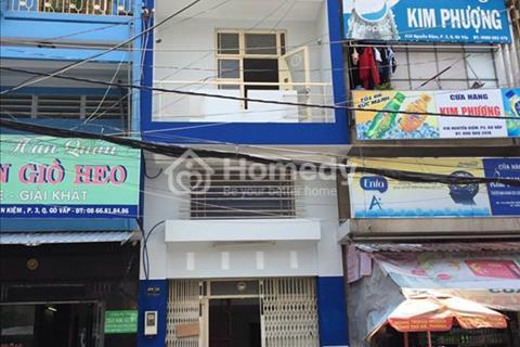 Cho thuê nguyên căn mặt tiền số: 689/28 (số cũ 43A) Nguyễn Kiệm, P. 3, Q. Gò Vấp, HCM