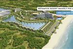 Movenpick Phú Quốc được truyền cảm hứng từ những con sóng mang sắc xanh độc đáo Lagoon (xanh Ngọc Lam), đây là sự truyền tải thú vị ý tưởng thiết kế khởi nguồn từ thiên nhiên, mang đậm chất Thụy Sỹ, bảo tồn cảnh sắc tự nhiên và hài hòa với những vật liệu xây dựng hiện đại.