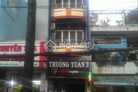 Cho thuê nhà nguyên căn đườngNguyễn Chí Thanh - phường 6 - quận 10