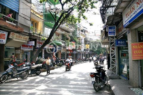 Bán nhà mặt phố Hàng Bạc - Hoàn Kiếm, mặt tiền hiếm 5m, giá 27 tỷ