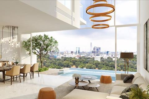 Luxury Boutique Home, 45 biệt thự trên không Serenity 1 - 4 phòng ngủ giữa trung tâm thành phố