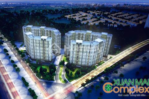 Mở bán cực lớn Xuân Mai Complex phần thưởng lên đến 100 triệu, giá 17 triệu/m2