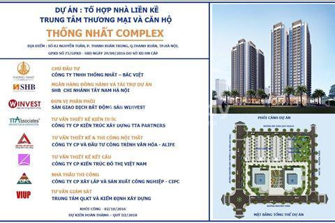 Chỉ với 950 triệu sở hữu ngay căn hộ chung cư cao cấp tại trung tâm quận Thanh Xuân - Hà Nội