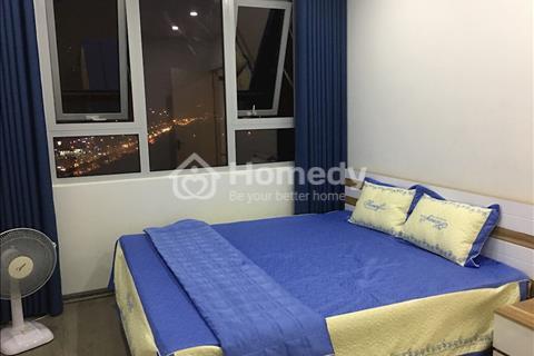 Cho thuê căn hộ 165 Thái Hà, tòa B, 67m2, 2 phòng ngủ, đồ cơ bản, 8 triệu