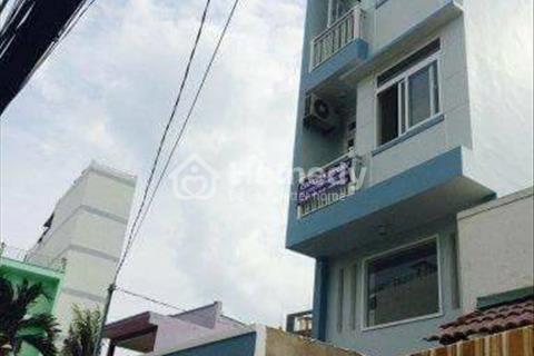 Hot, nhà mặt tiền Phan Văn Trị, phường 12, Bình Thạnh, 3 lầu, 4,5x22m