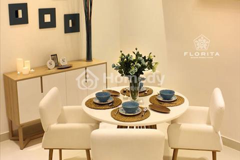 Bán gấp căn hộ Florita trung tâm quận 7, view hồ bơi, giá cực tốt, chuẩn bị nhận nhà