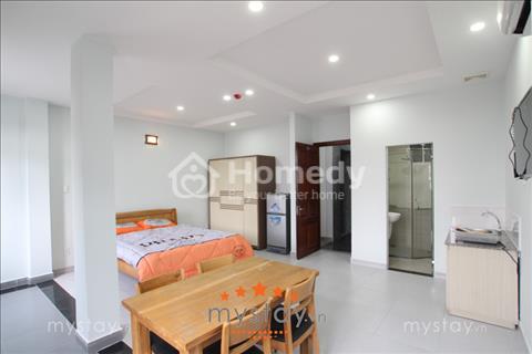 Cho thuê căn hộ dịch vụ 72 bạch đằng p2 tân bình cach sân bay 300m