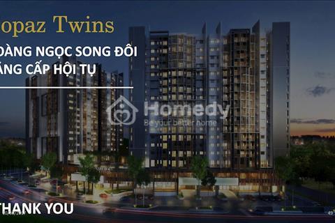 Siêu căn hộ đẳng cấp số 1 TP Biên Hòa-Topaz Twins-Sổ hồng sở hữu vĩnh viễn-tiện ích nội khu Vip.