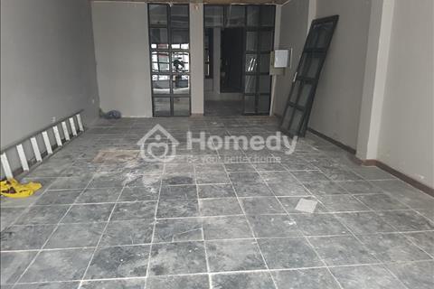Cho thuê nhà mặt phố Bùi Thị Xuân 100m2, mặt tiền 5m