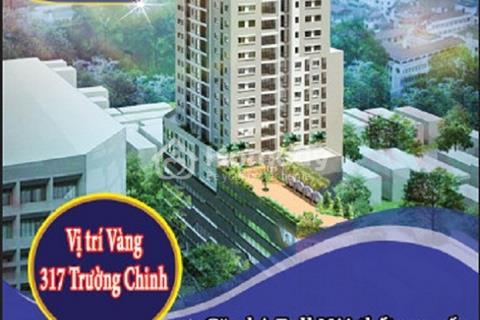 Tặng 10 chỉ vàng 9999 tại dự án chung cư cao cấp Tân Hồng Hà Complex
