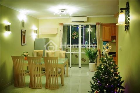 Cho thuê căn hộ 1 phòng nhà đẹp rộng rãi chung cư H1, quận 4, 10 triệu/tháng