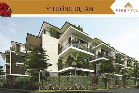 Chỉ 5,5 tỷ sở hữu căn biệt thự hoa hồng tại Hà Nội, giá trực tiếp từ chủ đầu tư