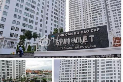 Cần cho thuê gấp căn hộ chung cư Giai Việt đường Tạ Quang Bửu