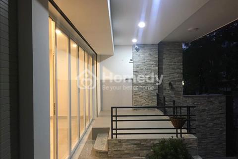 Mặt bằng kinh doanh 100m2 nội thất đẹp mặt tiền D1 khu dân cư Him Lam Quận 7