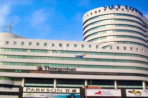 Cho thuê mặt bằng văn phòng toà nhà Việt Tower, Thái Hà, Đống Đa