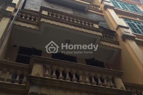 Cho thuê nhà riêng ngõ Vũ Thạnh diện tích 50m2 x 4,5 tầng, giá 18 triệu/tháng