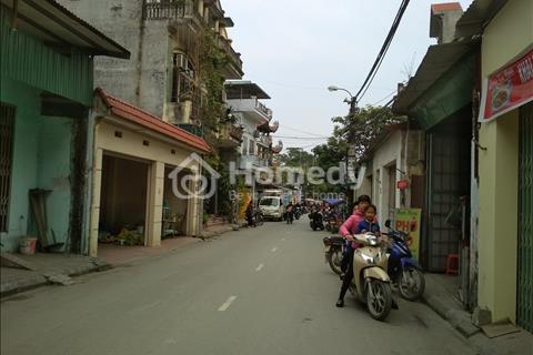 Bán nhà mặt phố Thanh Am, Thượng Thanh hoàn thiện nội thất diện tích 51m2 giá rẻ