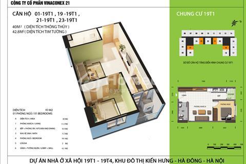 Độc quyền phân phối Lucky House Kiến Hưng 13 triệu/m2, chỉ từ 530 triệu/căn, lãi suất 0%/năm
