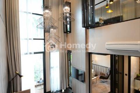 Căn hộ thông tầng (Duplex) Vista Verde, giá dêc chịu, view thoáng mát, bàn giao hoàn thiện